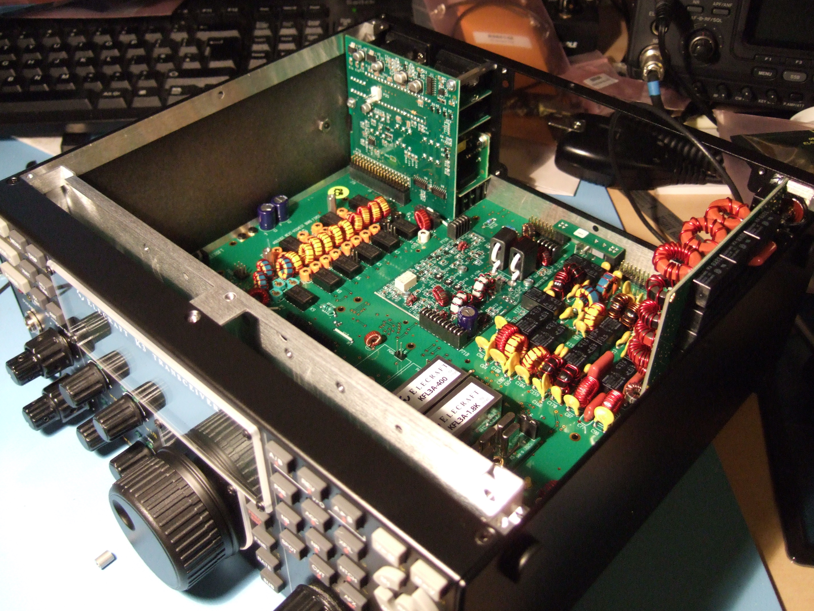 Building An Elecraft K3