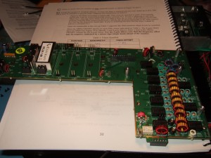 The sub-receiver board