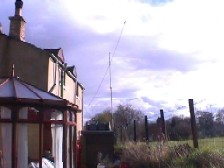 A view of the only antenna space!