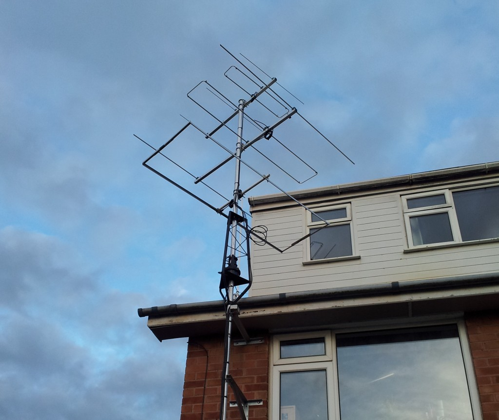 The new VHF stack
